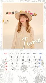 【FC】6月のカレンダー更新!