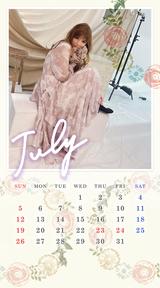 【FC】7月のカレンダー更新!