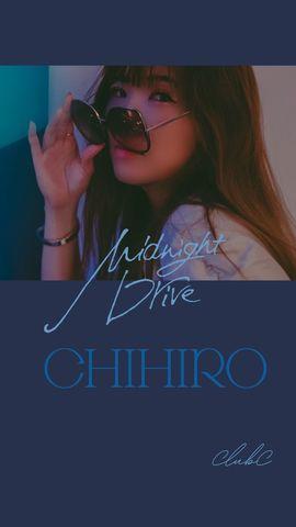 「Midnight Drive」イメージビジュアル①